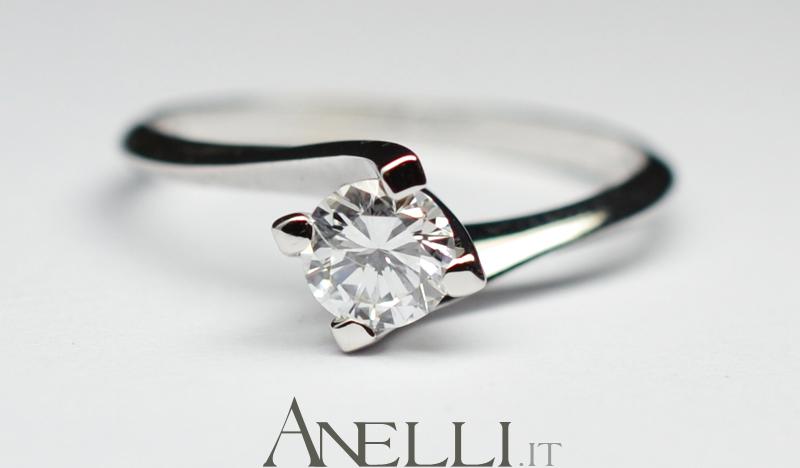 promozione estremamente unico quantità limitata Diamanti colore D Bianco Eccezionale Superiore | Anello: il ...